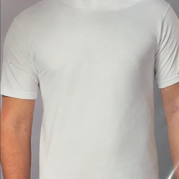 18d7a212 Kirkland Signature Shirts | Mens Crew Neck Tee 6pack Wht | Poshmark